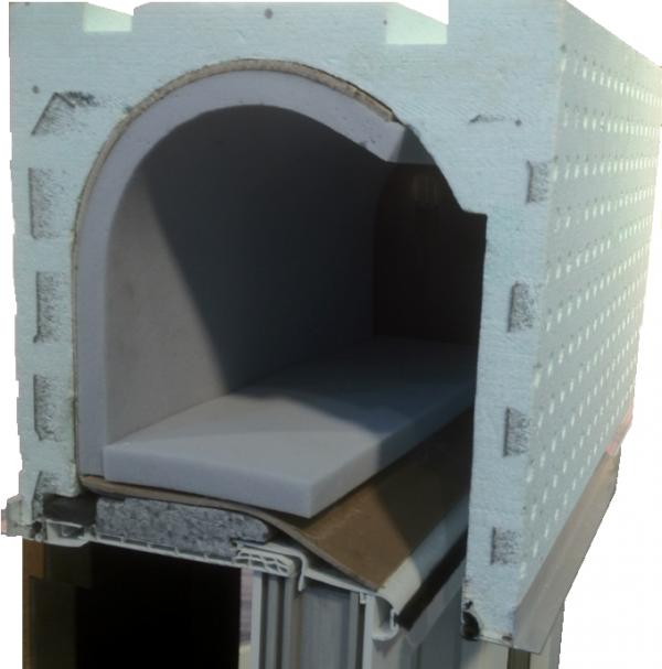 combiflex – aislamiento acústico de caja de persiana